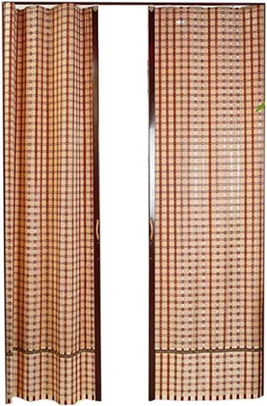 Jcnfa-Roller persianas enrollables de bambú, Puertas correderas ...