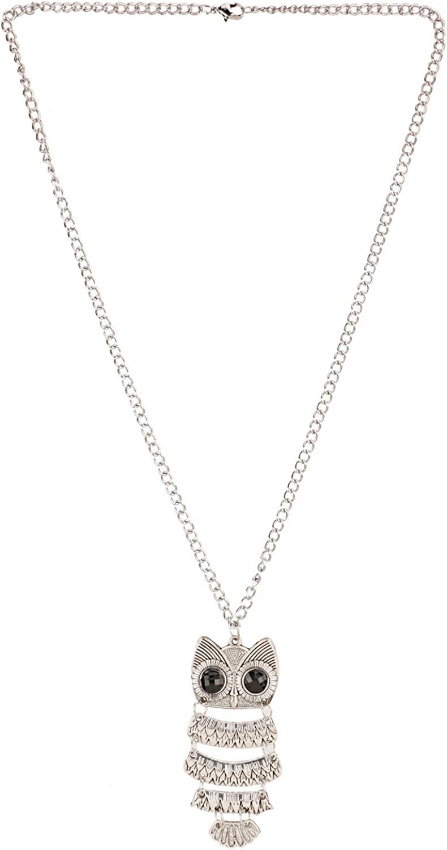 New Trendy Vintage Owl Necklaces !