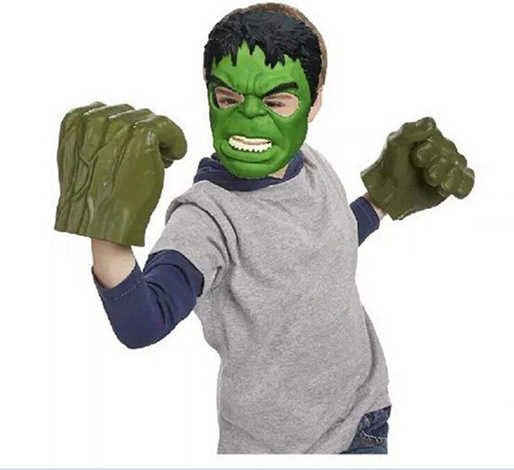 Avengers Hulk Hulk Gloves Hulk Gloves Gifts Adults Children Gifts