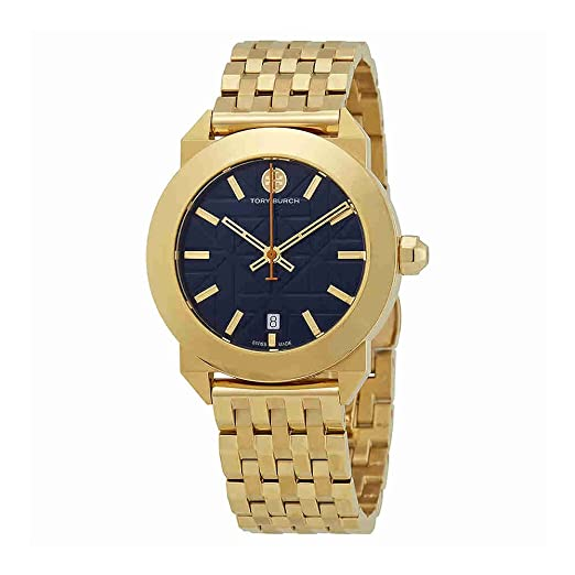 5ee6703b1c2 Amazon.com  Tory Burch Women s Whitney - TRB8003 Gold One Size  Watches