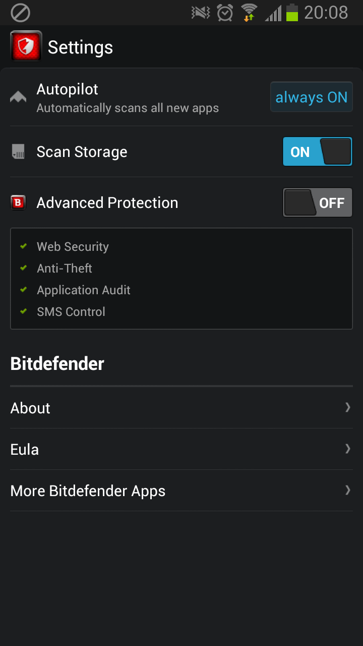 Bitdefender for android free