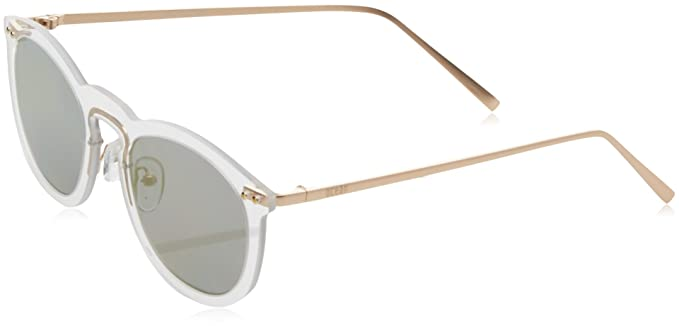 Ocean Unisex-Erwachsene Sonnenbrille Eye, Schwarz (Nero), 55