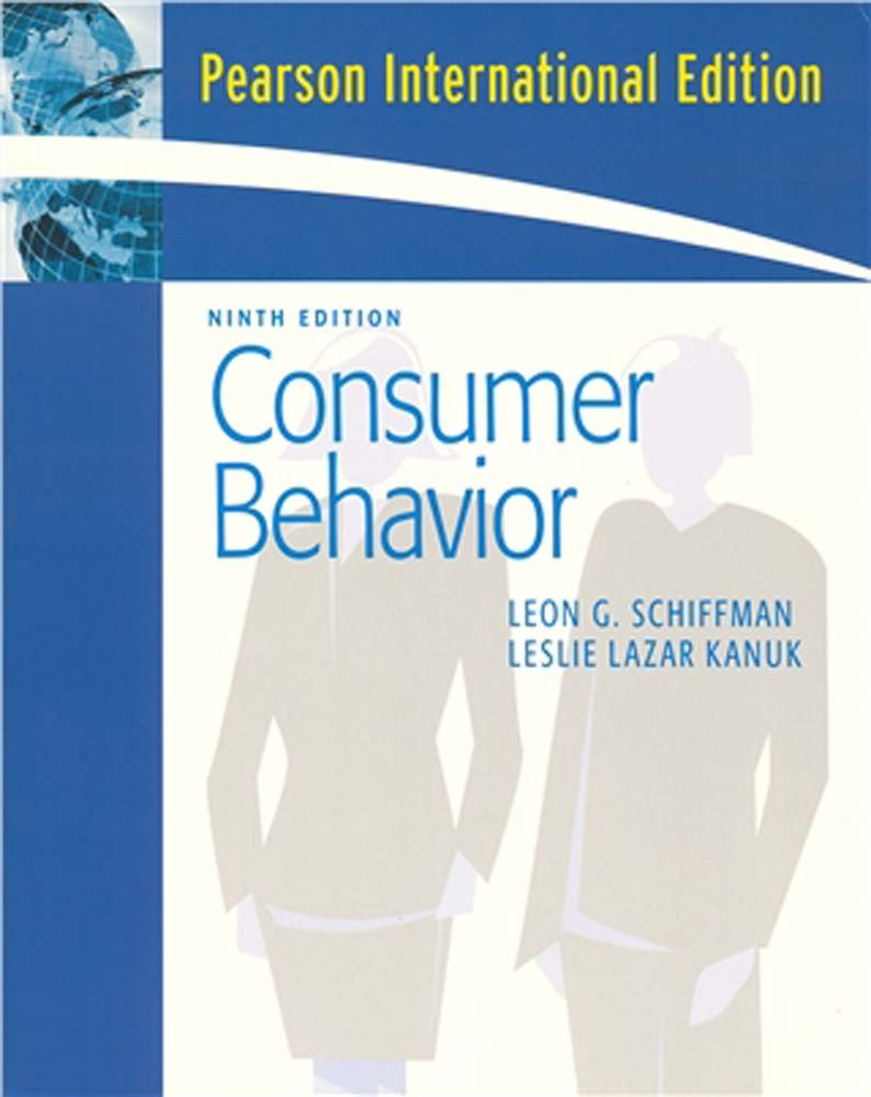 consumer behaviour schiffman free pdf