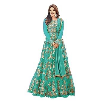 ab32340630 Libra Enterprise Gowns for Women Party Wear (Women Gowns for Girls Party  wear 18 Years