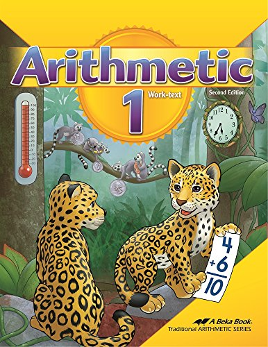 Abeka Arithmetic 1 for sale  Delivered anywhere in USA