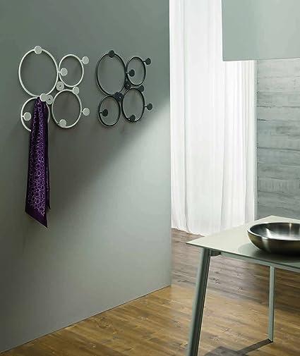 ZAMAGNA - Appendino a Muro Spoon C1069 - Struttura: Grigio Tortora ...
