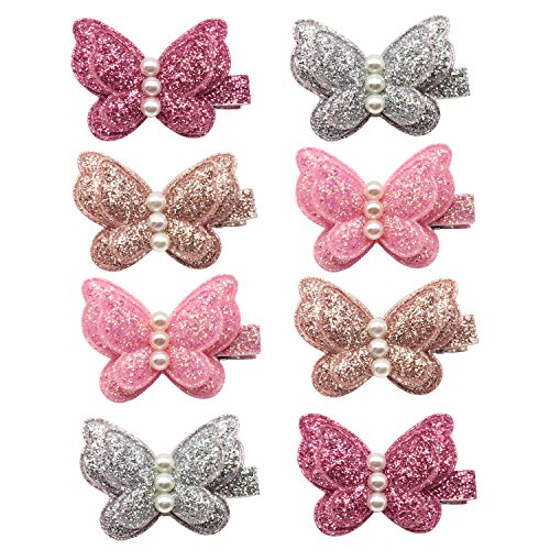 Elesa Miracle Baby Girl Toddlers Infants Kids Hair Snap Clips Barrettes...