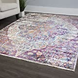 "Best Home-dynamix-area-rugs - Nicole Miller Artisan Haiku 7'10"" x10'2 Area Rug Review"