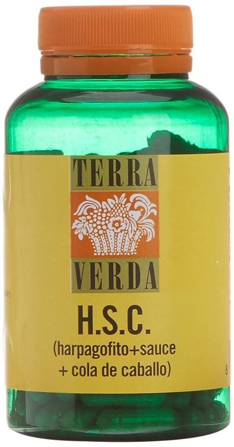 TERRA VERDA - H.S.C. (Harpagofito+Sauce+Cola De Caballo) 120Cap