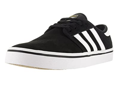 adidas campus black and white