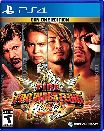 Fire Pro Wrestling World – PlayStation 4