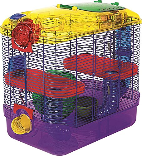 Kaytee CritterTrail 2-Level (Hamster Cages Super Pet)