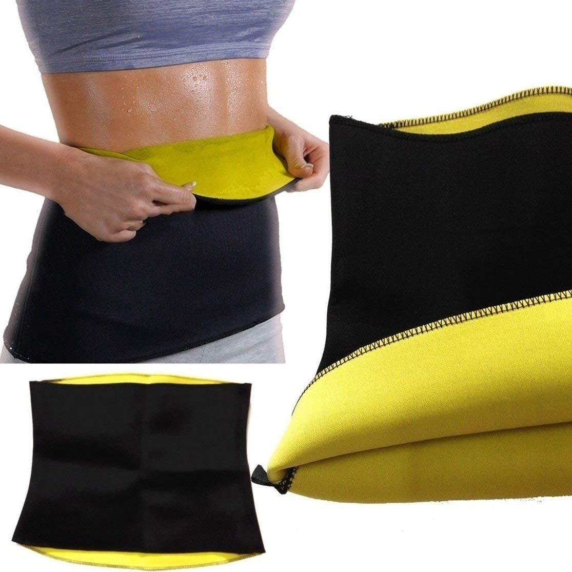 LouiseEvel215 Faja Reductora de neopreno para adelgazamiento t/érmico Cintura Cintura Cintura Sauna Fitness Pantalones de entrenamiento para adelgazar Faja para Mujeres