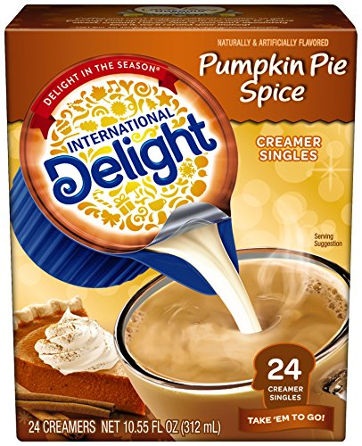 Thing need consider when find pumpkin spice coffee creamer cups?