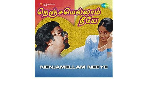Nenjamellam neeye (original motion picture soundtrack) by sankar.