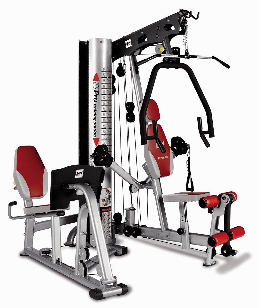 BH Fitness TT PRO G156 Kraftstation - Fitnesstation - Multistation