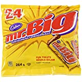 Cadbury Mr. Big Chocolate Bars, 24 Count