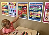 L & O Goods Educational Posters for