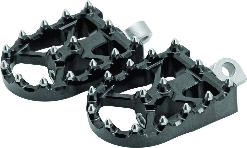 BMX STYLE FOOT PEGS BLACK