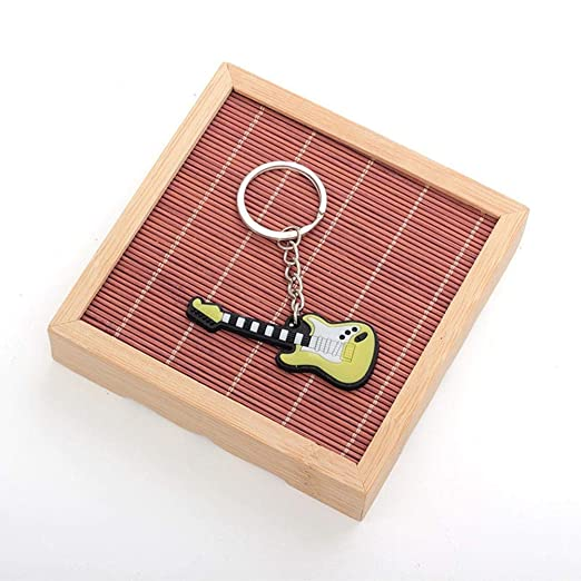 Llavero, accesorios colgante, instrumento musical creativo ...
