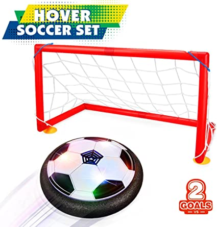 Toys For Boys Kids Children Soccer Hover Ball for 3 4 5 6 7 8 9 10 Years Old Age