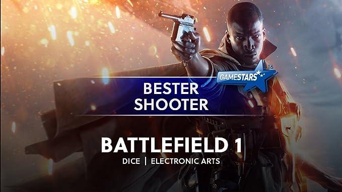 Battlefield 1 [Importación Alemana]: Amazon.es: Videojuegos