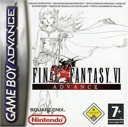 Amazon com: Final Fantasy VI: Artist Not Provided: Video Games