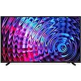Philips 50PFS5803/62 Televizyon, 126 cm (50 İnç) Akıllı TV (Full HD, HDMI, USB, SAPHI, Dahili Uydu Alıcılı), Siyah