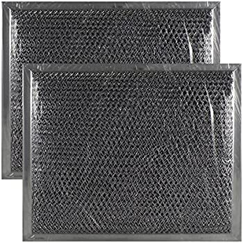 WB13X5015 WB02X8406 WB2X10700 WB2X8253 WB2X8254 WB02X8254 WB2X8406 NewPowerGear Hood Filter General Electric Range replacement For WB02X8253