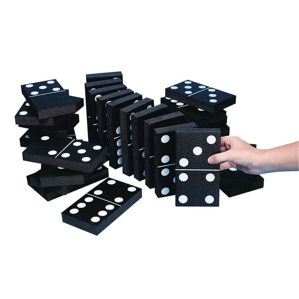 【期間限定お試し価格】 Jumbo Foam Dominoes (パックof 28 (パックof ) Foam 28 B00E1X4DKK, 仕事服のヤマナシ:5381be62 --- arianechie.dominiotemporario.com