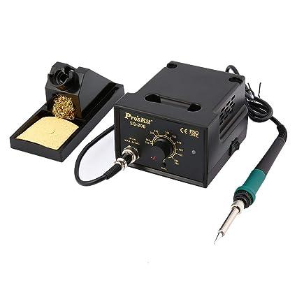 SS-206H 60w 200-480C 110v / 220v Estación de soldadura Temperatura ajustable Soldadura