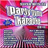 Party Tyme Karaoke - Super Hits 22 [CD