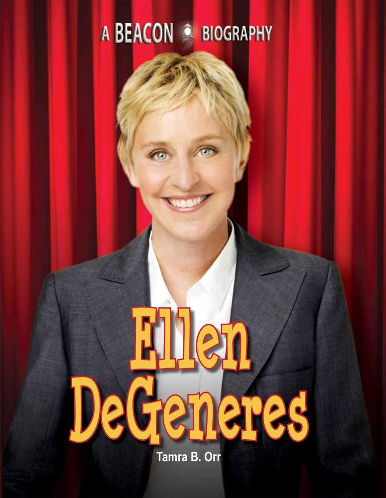 Ellen Degeneris (Beacon Biography)