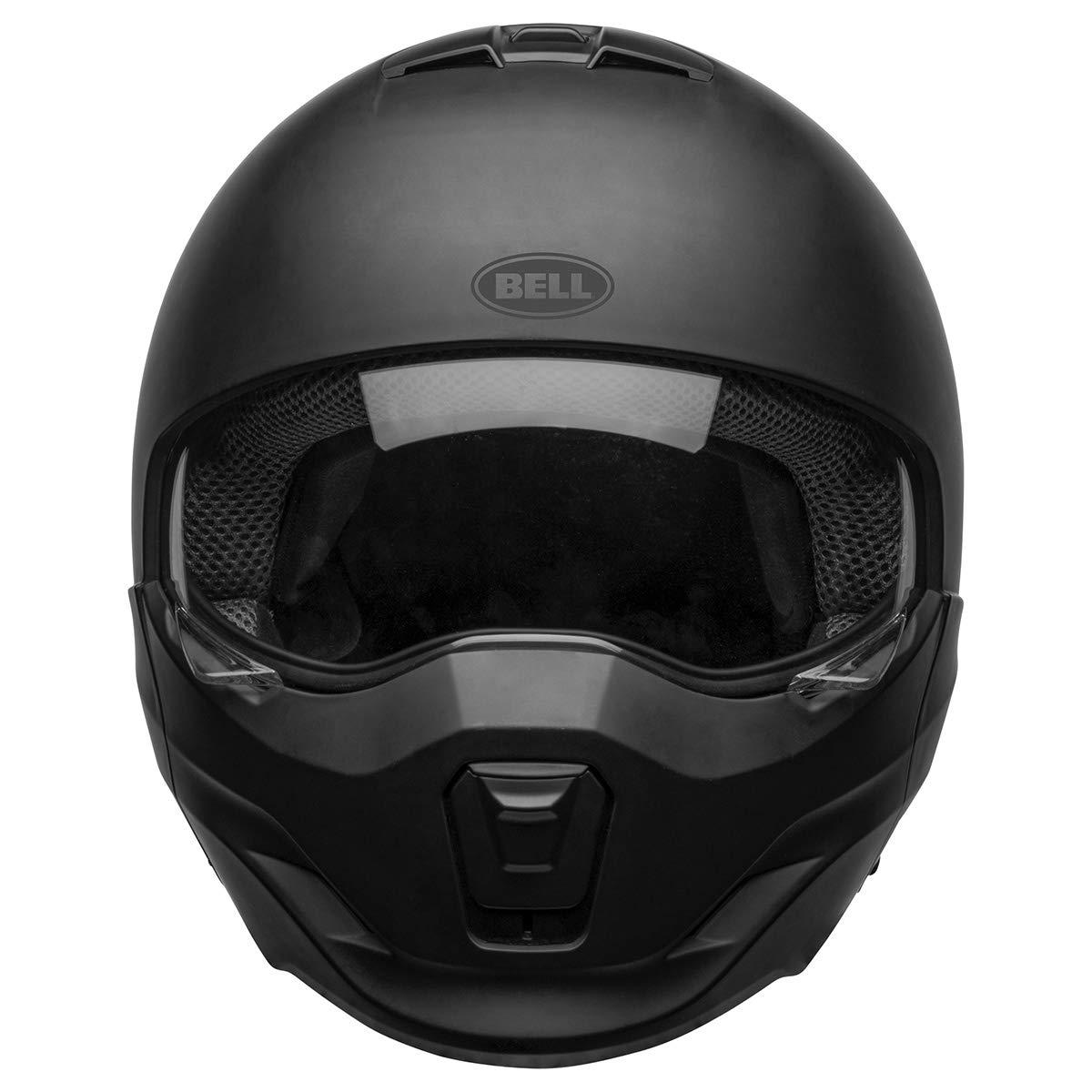 Matte Black - Large Bell Broozer Helmet