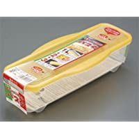 Kantan Micro-Ondes Cuiseur à pâtes, étui, en Plastique, Jaune