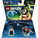 Lego Dimensions DC Comics Bane & Drill Driver Fun Pack