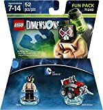Warner Bros Lego Dimensions Bane Fun Pack - DC Bane Fun Pack Edition