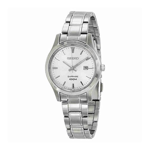 Reloj Seiko Neo Classic Sxdg61p1 Mujer Plateado