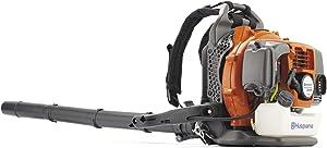 Husqvarna 965877701 350BF Backpack Blower, Orange