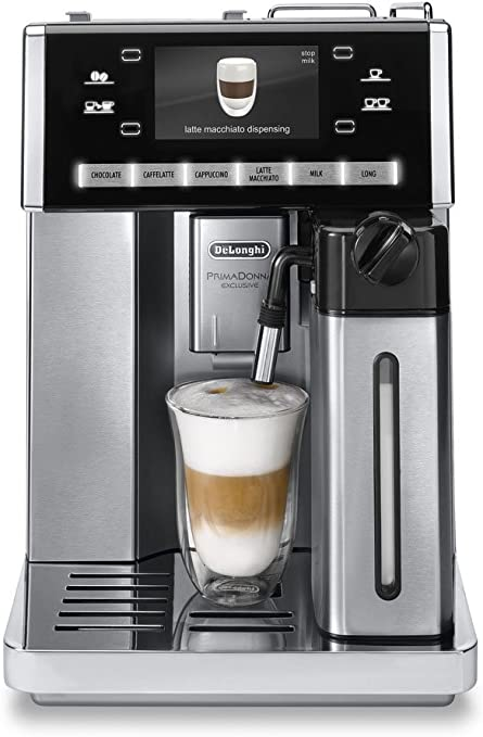 Amazon.com: DeLonghi esam6900 prima donna – Exclusivo ...