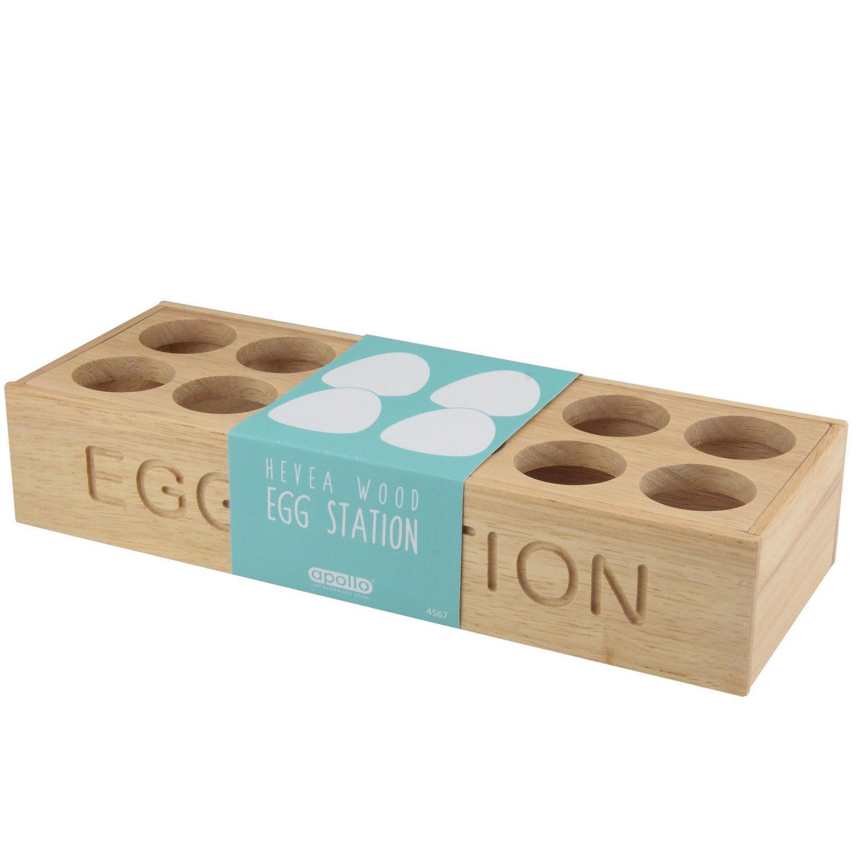 Apollo Rb Egg Station 12, Brown Apollo housewares 4567