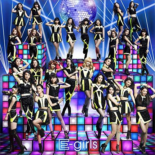 E-girls / E.G. Anthem -WE ARE VENUS-[DVD付]