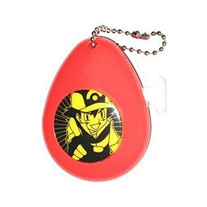 Amazon.com: Pokemon parte 2 Red sonido Drop keychain-ash ...