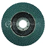 Makita 5 Pack - 80 Grit Flap Disc For Grinders