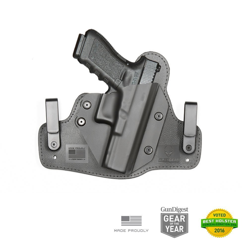 Cloak Tuck 3.0 - Alien Gear Holsters - best IWB Holsters