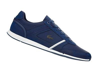 f2d57eba5722ec Lacoste Menerva 119 Navy 737CMA0057J18 Herren Sneaker  Amazon.de  Schuhe    Handtaschen