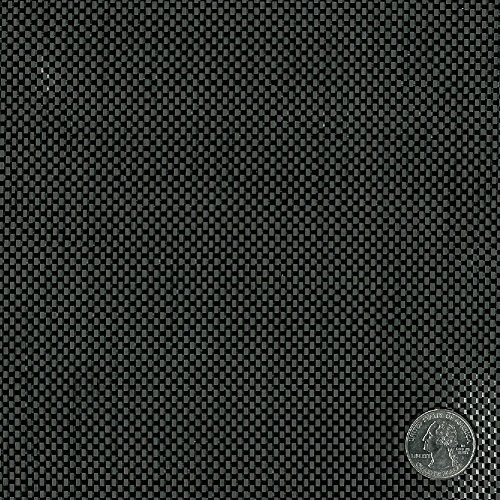 Carbon Fiber Fabric 3K 5.7oz. x 50 inch Plain Weave - 6 Yard roll