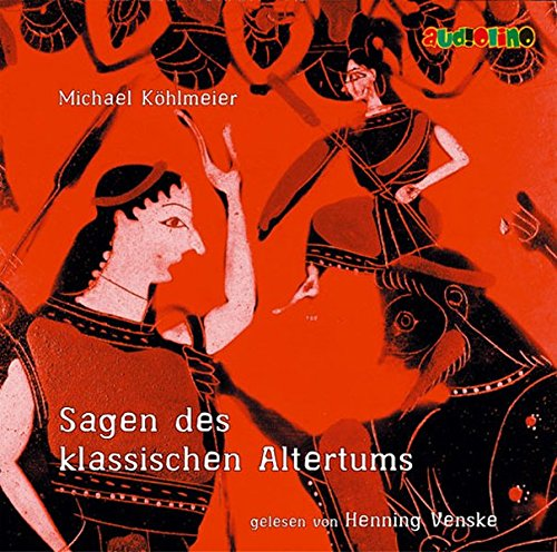 Sagen Des Klassischen Altertums 2 Cds Amazones Michael