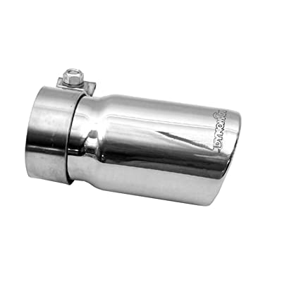 Dynomax 36472 Stainless Steel Exhaust Tip: Automotive