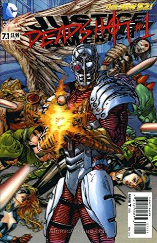 Justice League of America (3rd Series) #7.1 VF/NM ; DC comic book